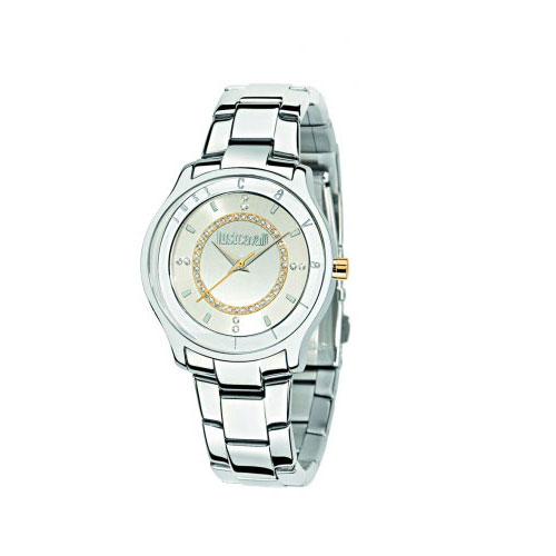 Just Cavalli Two Tone Milday Watch R7253587501