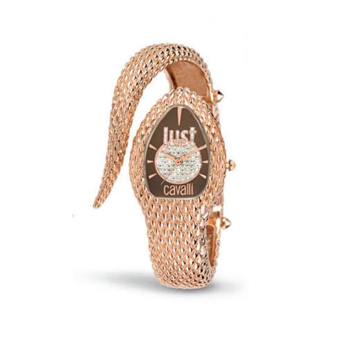 Just Cavalli Rose Gold Poison Watch R7253153501