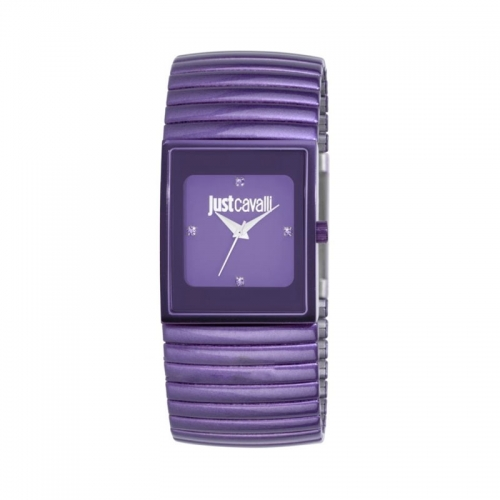 Just Cavalli Purple Rainbow Watch R7253185502