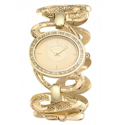 Just Cavalli Gold Sinuous R7253577501
