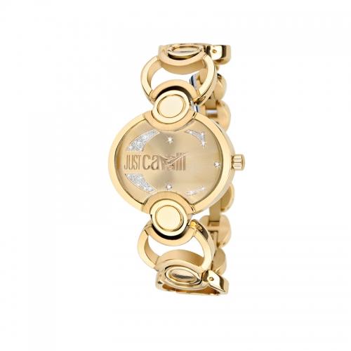 Just Cavalli Gold Decor Watch R7253189617