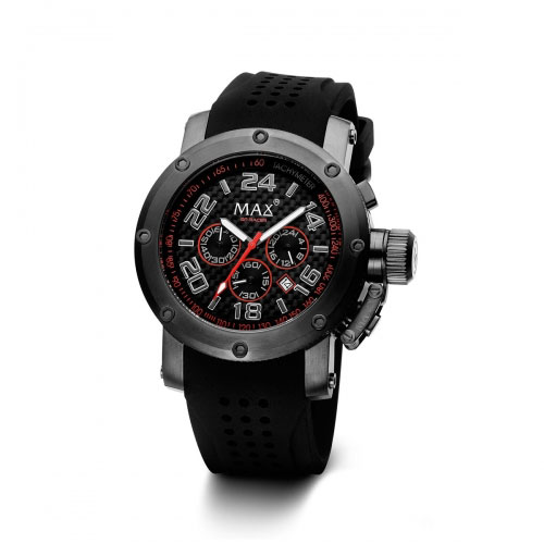 Max Grand Prix Racer Chronograph Watch