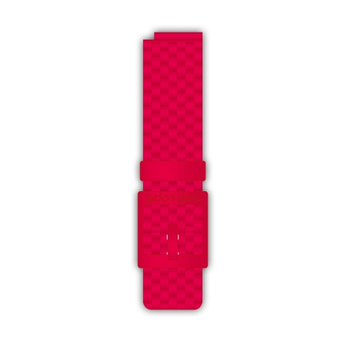 Wize and Ope Red Tokyo Exchangeable Strap ST-SH-CL-3