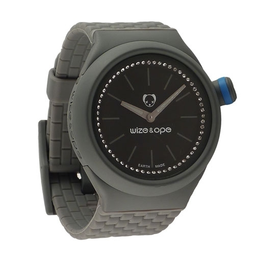 Wize and Ope Club  Grey Shuttle Watch SH-CL-2S