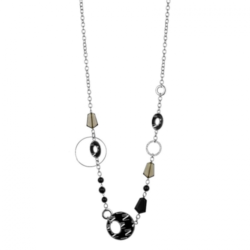 Nicky Vankets Multi Disc Necklace
