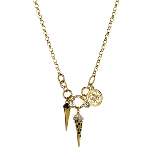 Nicky Vankets Spike Pendant Necklace