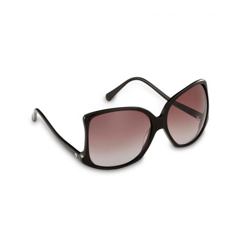 Nicky Vankets Curved Ladies Sunglasses