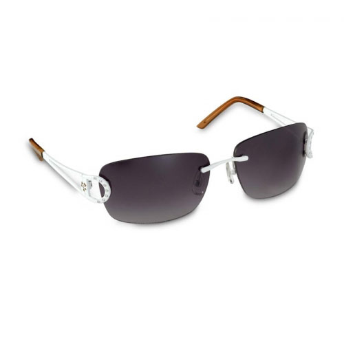 Nicky Vankets Frameless Sunglasses