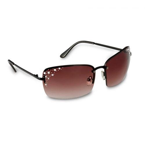 Nicky Vankets Frameless Sunglasses