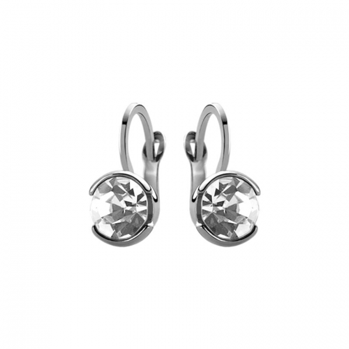 Nicky Vankets Silver Cluster Earring