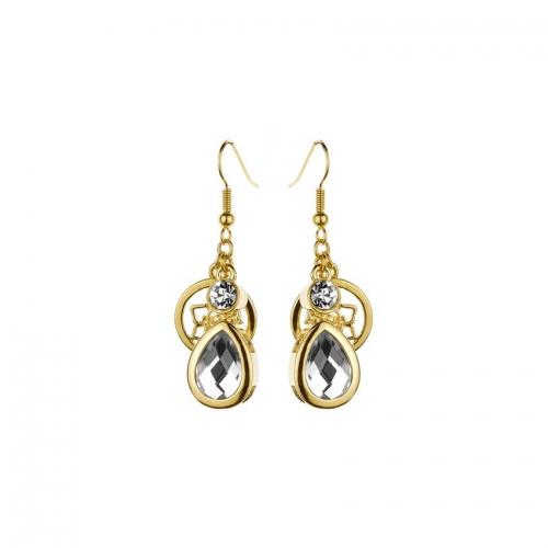 Nicky Vankets Gold Dangle Earrings
