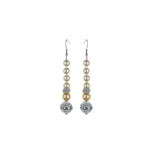 Nicky Vankets Pearl Drop Earrings