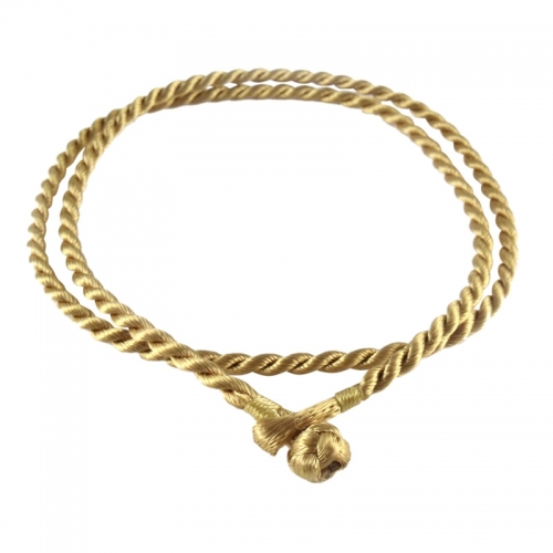 Storywheels Antique Gold Rayon Cord RCGOLD
