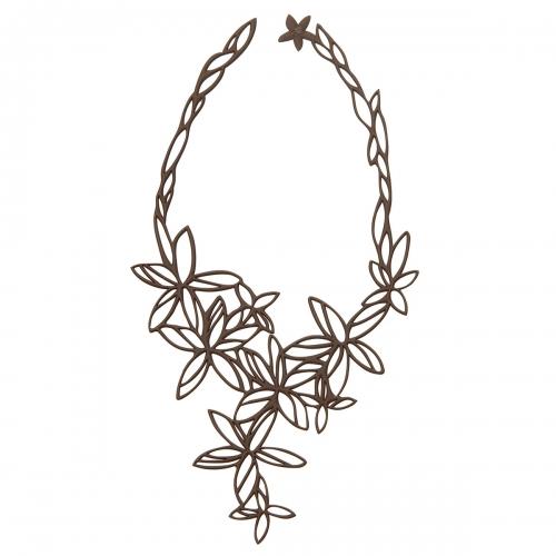 Batucada Skin Jewellery Moka Hawaii Necklace