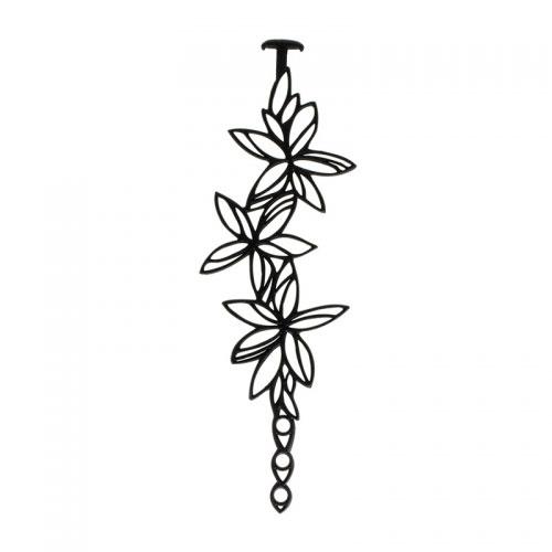 Batucada Skin Jewellery Black Hawaii Bracelet