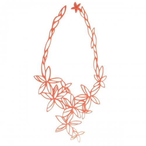 Batucada Skin Jewellery Coral Hawaii Necklace