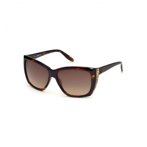 Just Cavalli Leopard Detail Sunglasses