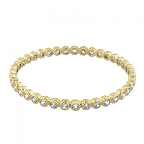 Lauren G Adams Gold Stackable Bangle