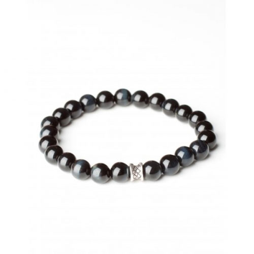 Gemini Small Dark Night Basic Bracelet