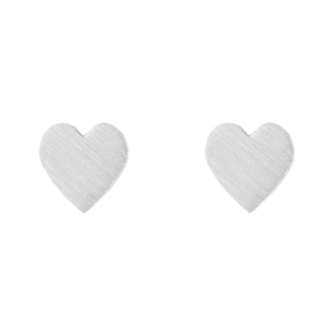 Estella Bartlett Mini Heart Earrings EB929C