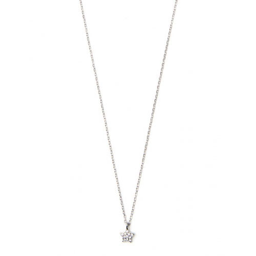 Estella Bartlett Estella Bartlett Like A Diamond Necklace EB104C