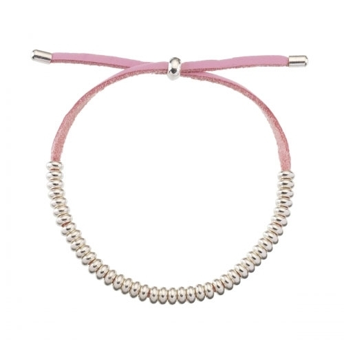 Estella Bartlett Estella Bartlett Live As You Dream Pink Friendship Bracelet