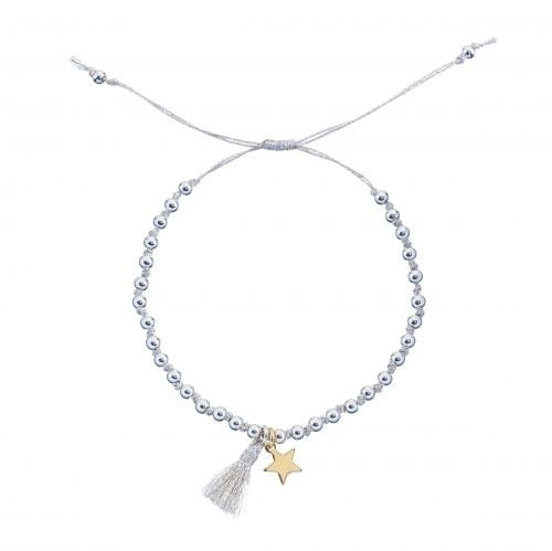 Estella Bartlett Ali Tassel Bracelet EB805C
