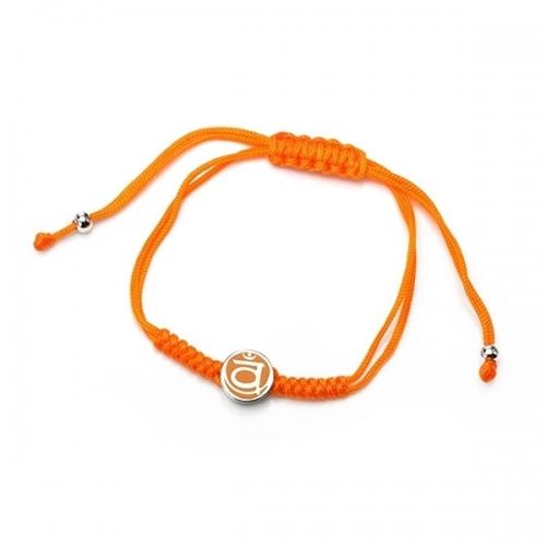 Chakra By Piya Sacral Chakra Cord Bracelet
