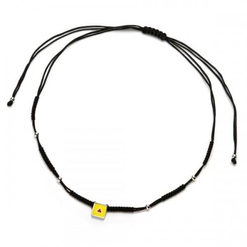 Chakra By Piya Solar Plexus Chakra Cord Necklace