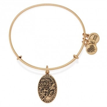 Alex and Ani Mom Gold Bangle A16EB10RG