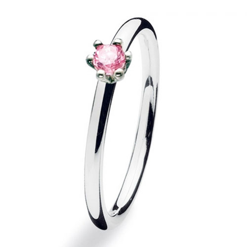Spinning Jewelry Princess Stackable Ring 15700