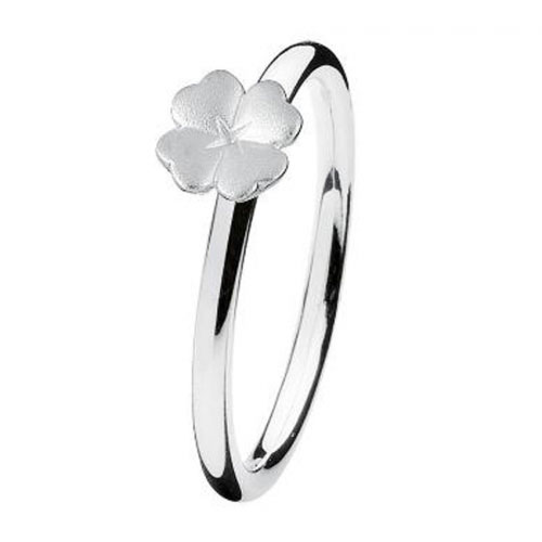 Spinning Jewelry Lucky Stackable Ring 11010