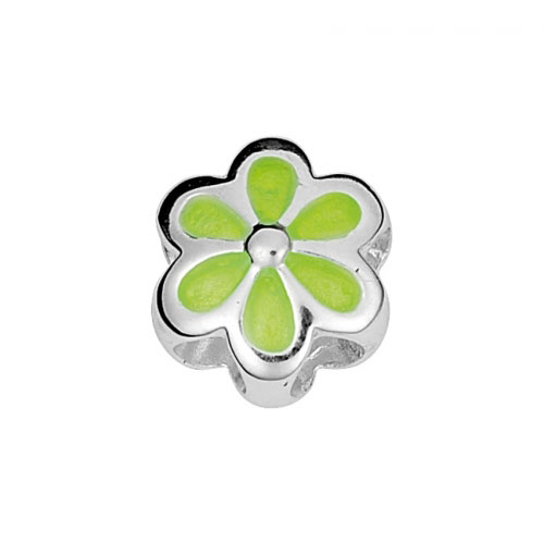Spinning Jewelry Marigold Green Charm 54309