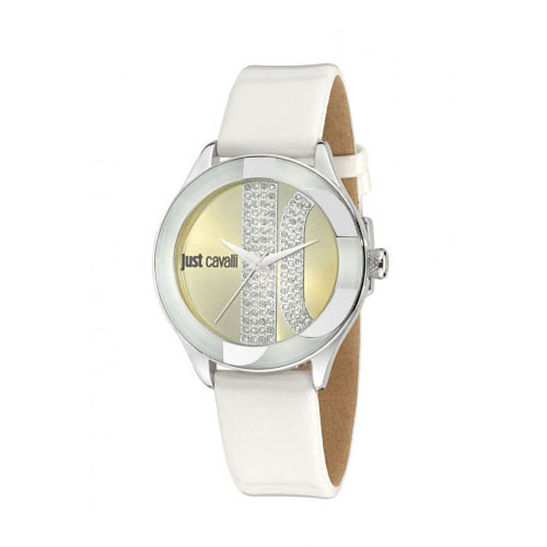 EX-DISPLAY Just Cavalli Silk Watch R7251592501