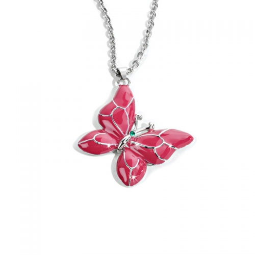 Miss Sixty Animal Butterfly Necklace