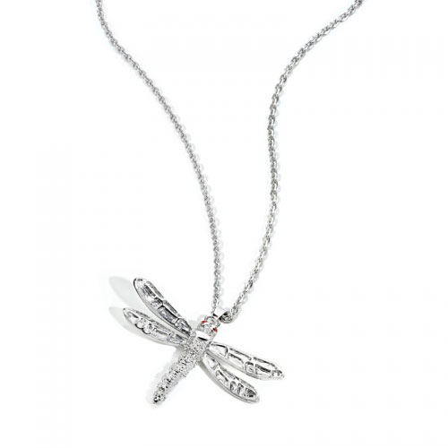 Miss Sixty Animals Dragon Fly Necklace