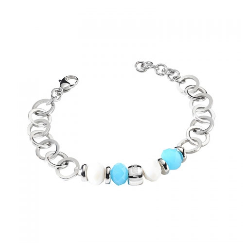 Miss Sixty Chance Turquoise Bracelet