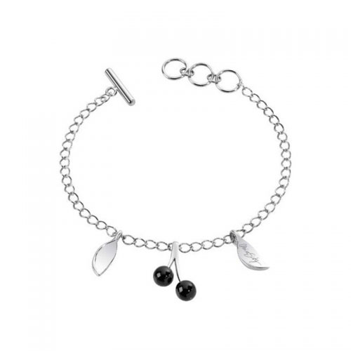 Miss Sixty Black Cherry Bracelet