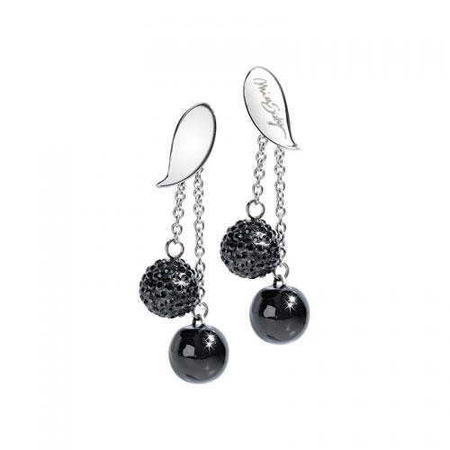Miss Sixty Cherry Earrings