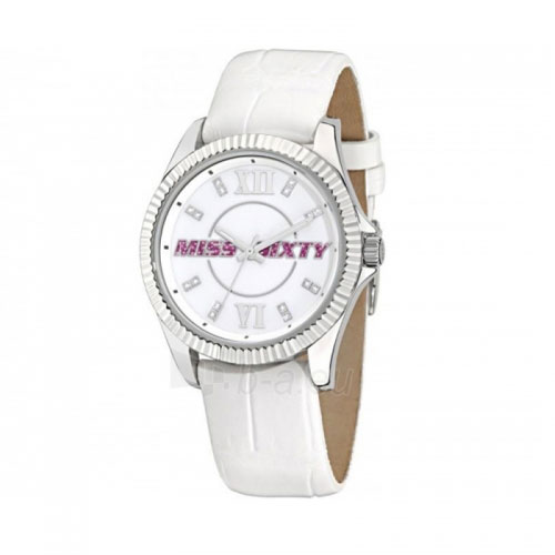 Miss Sixty Flare White Watch