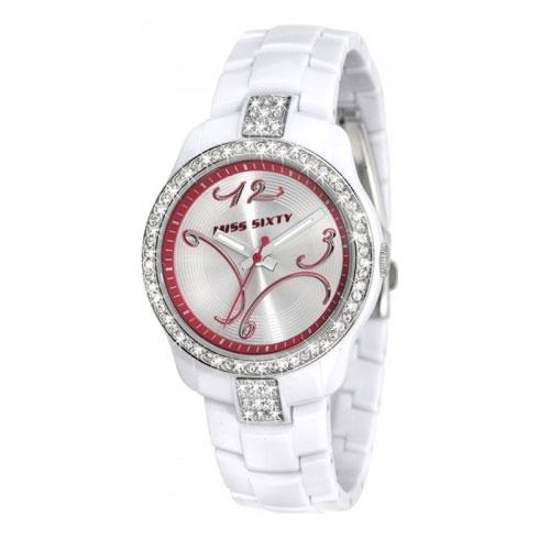 Miss Sixty Jungle White Watch