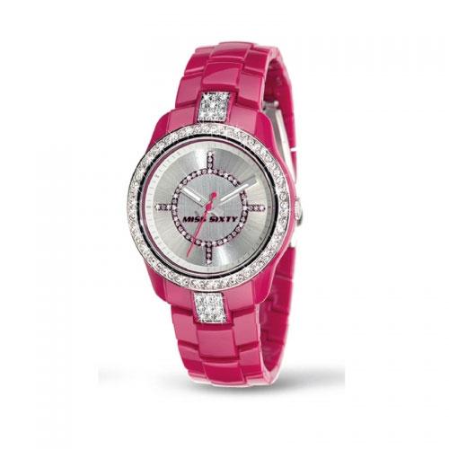 Miss Sixty Jungle Pink Watch