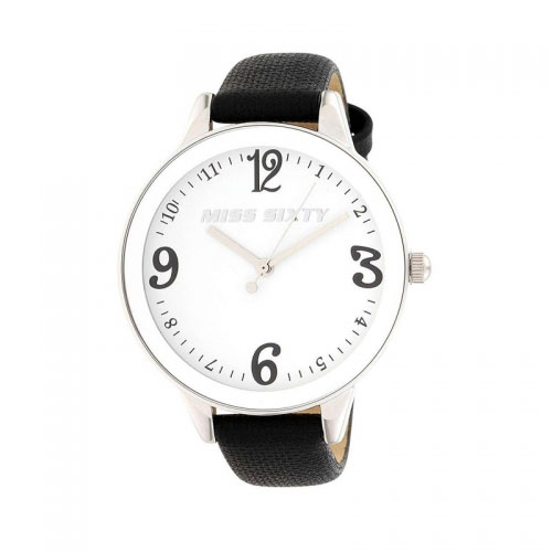 Miss Sixty Light Black Watch