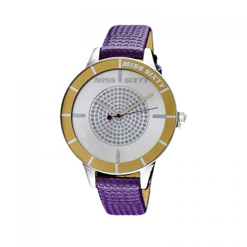 Miss Sixty Light Violet Watch