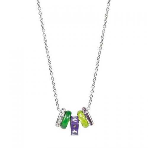 Miss Sixty Precious Green Elements Necklace
