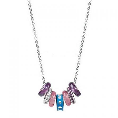 Miss Sixty Precious Purple Elements Necklace