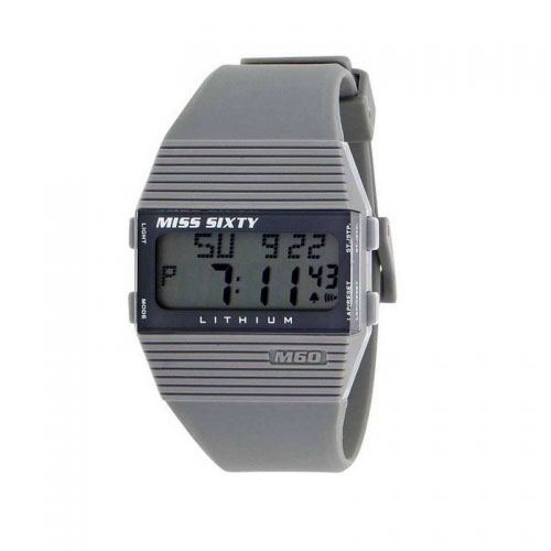 Miss Sixty Pryamidal Grey Watch