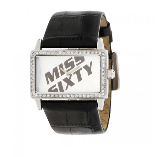 Miss Sixty Square Black Watch