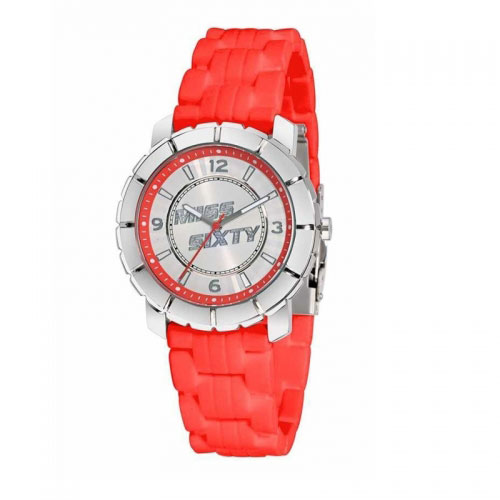 Miss Sixty Star Red Watch