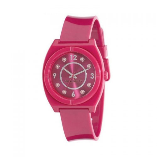 Miss Sixty Vintage Pink Watch